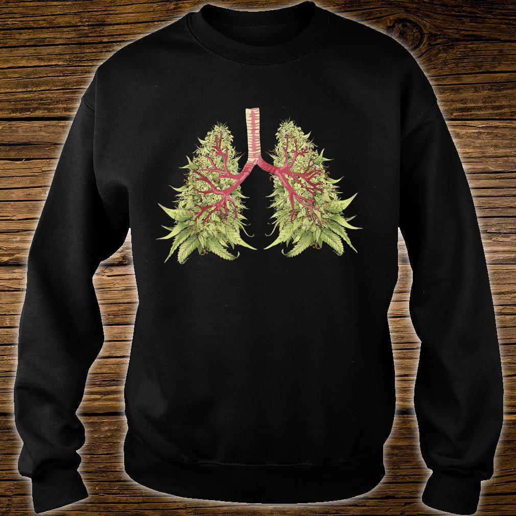 Weed Marijuana THC Weed Bud Stoner Shirt sweater