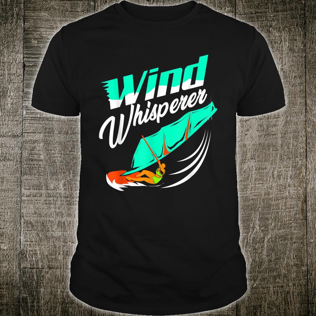 Windsurfing Wind Whisperer Shirt