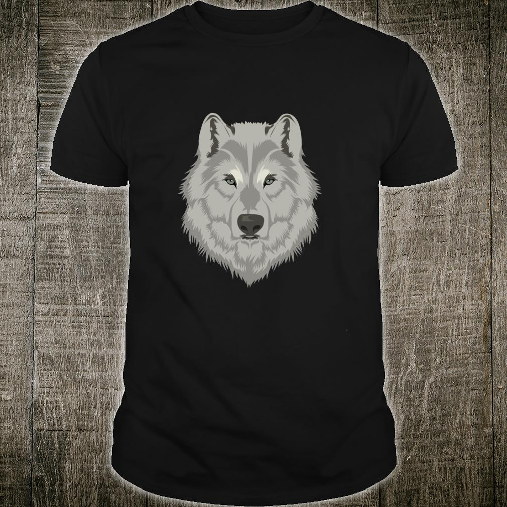 Wolf Forest And Wilderness Wolves Shirt
