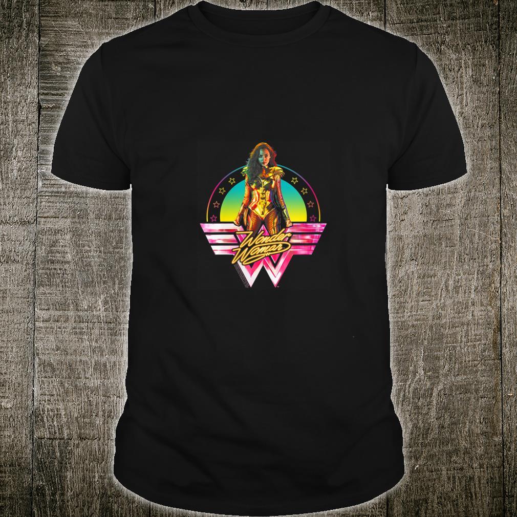 Wonder 1984 Color Pop Shirt