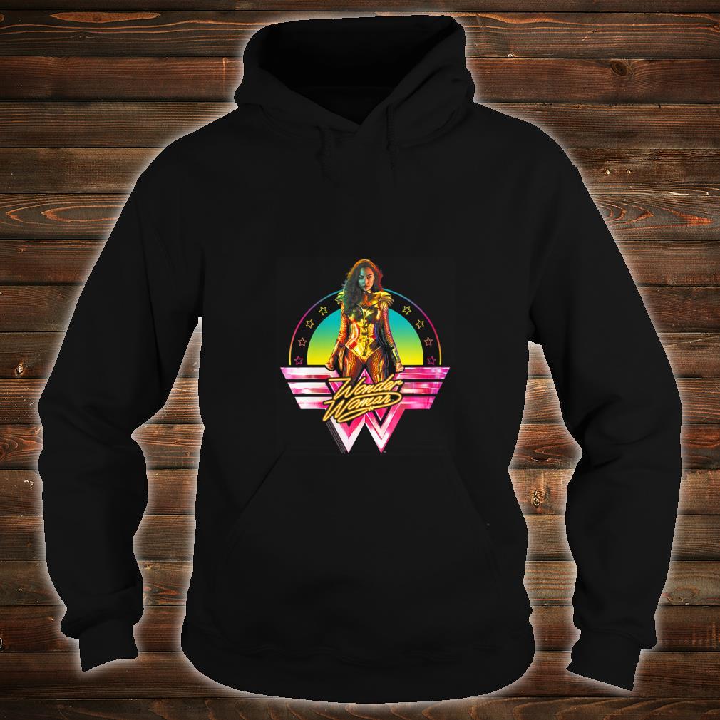 Wonder 1984 Color Pop Shirt hoodie