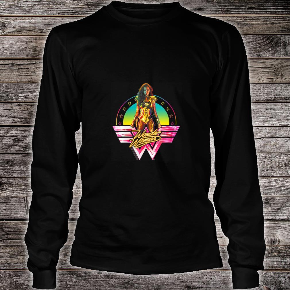 Wonder 1984 Color Pop Shirt long sleeved