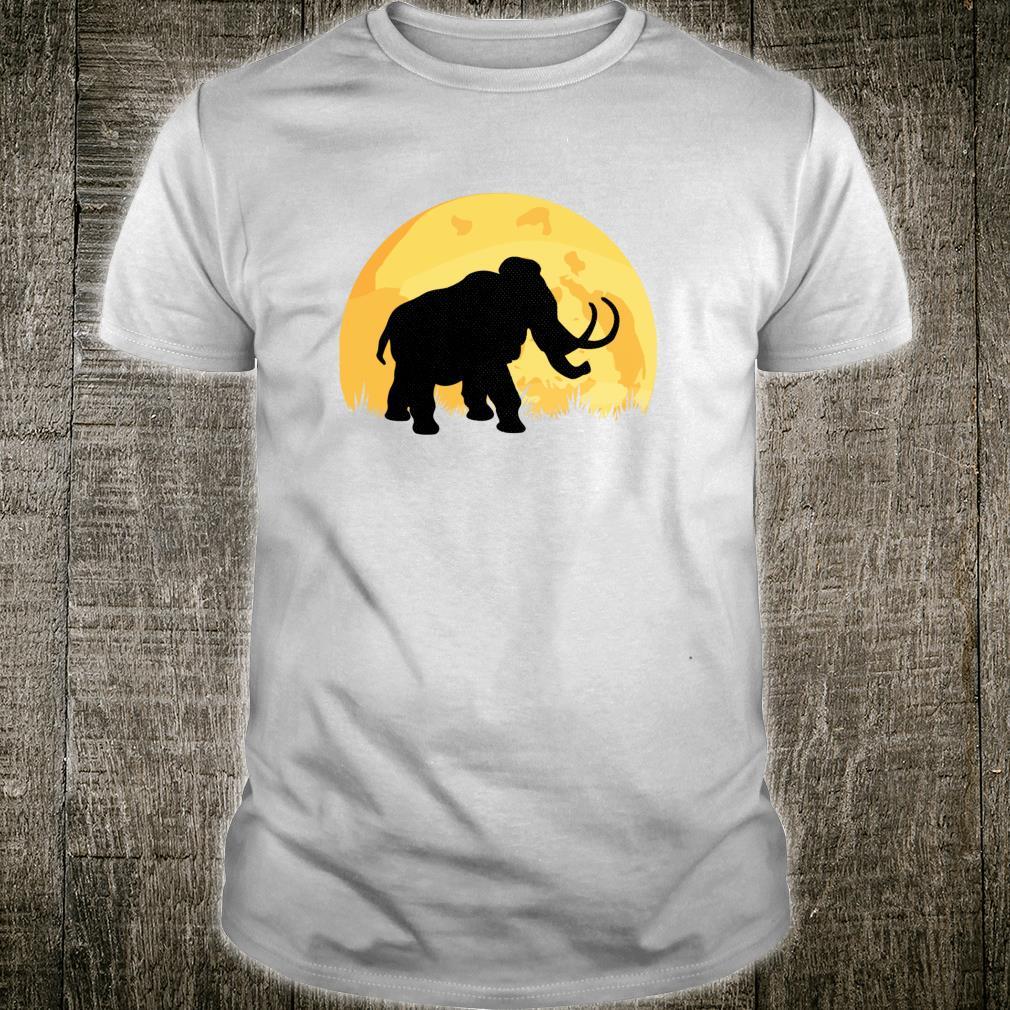 Woolly Mammoth Prehistoric Shirt