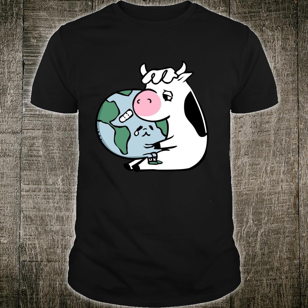 World Hugs Cow Shirt