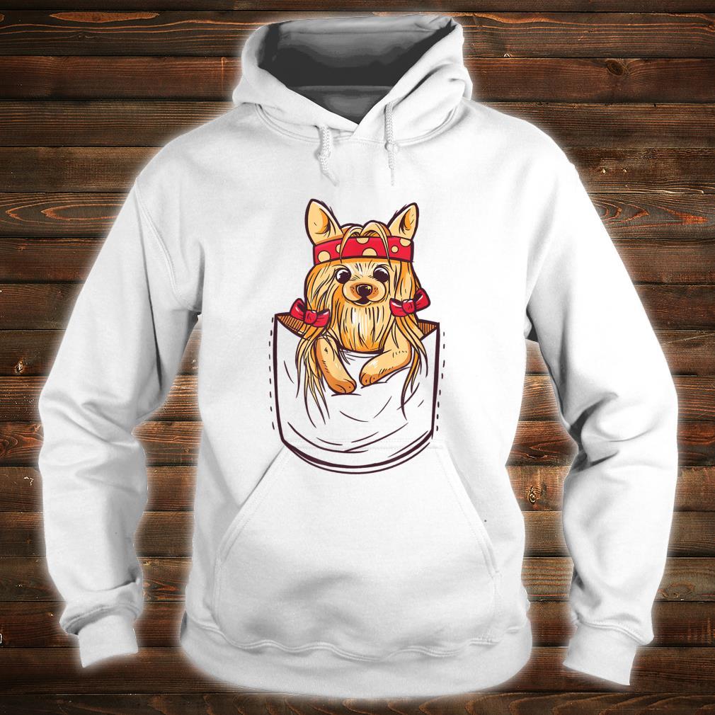 Yorkshire Terrier Shirt hoodie