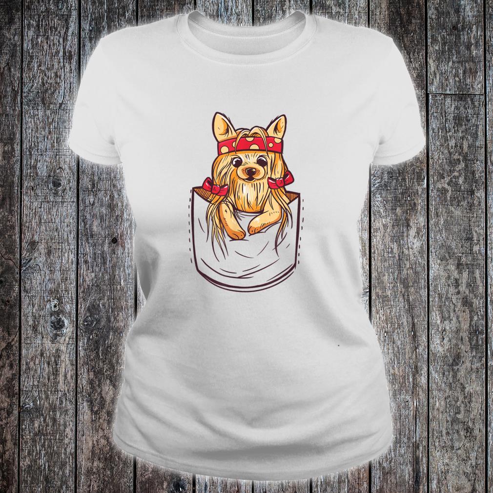 Yorkshire Terrier Shirt ladies tee
