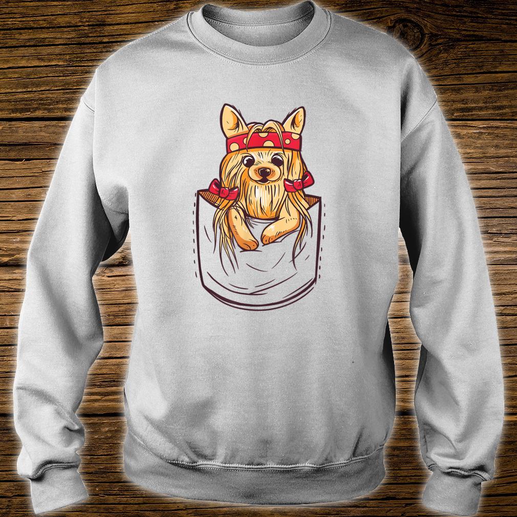 Yorkshire Terrier Shirt sweater