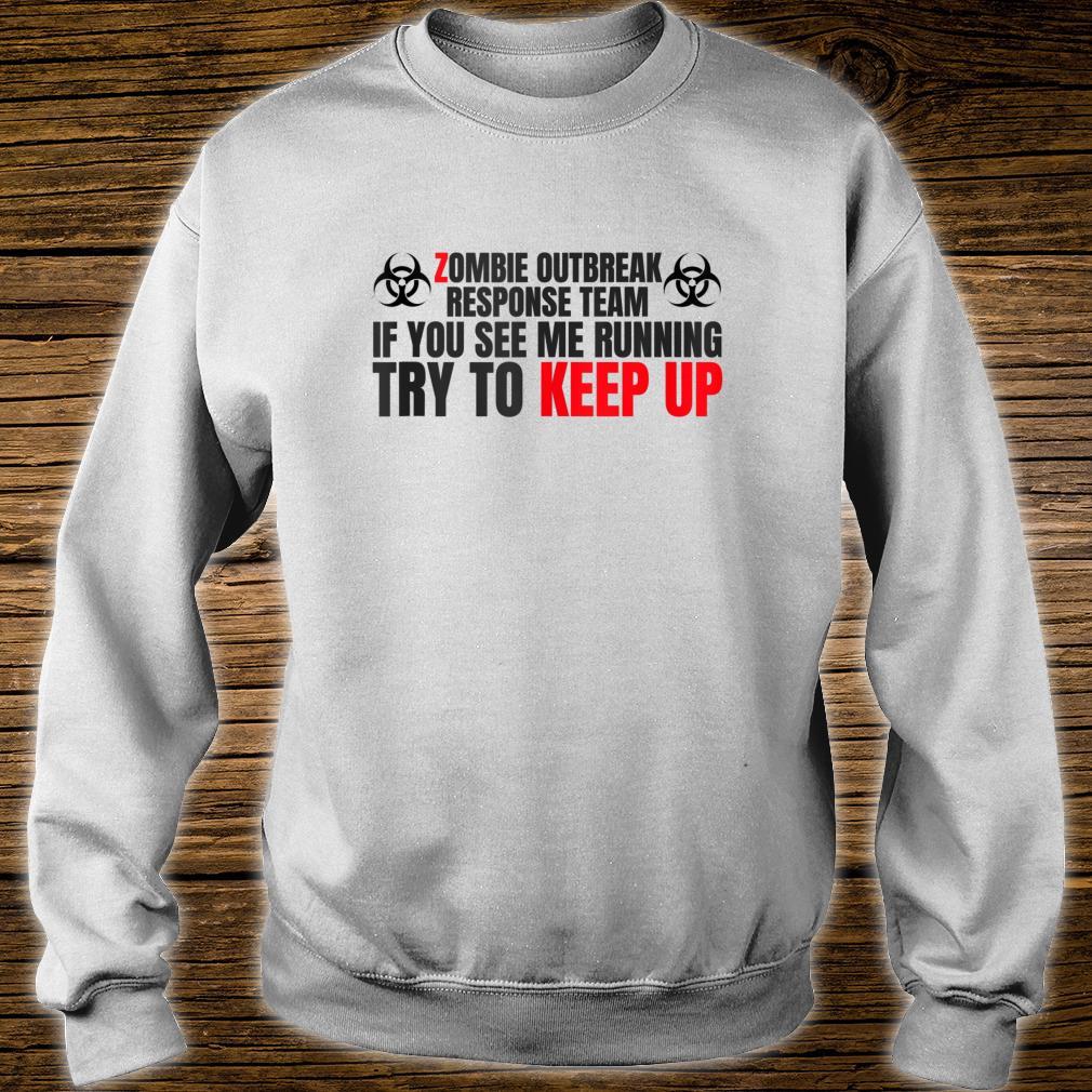 Zombie Response Team Undead Shirt sweater
