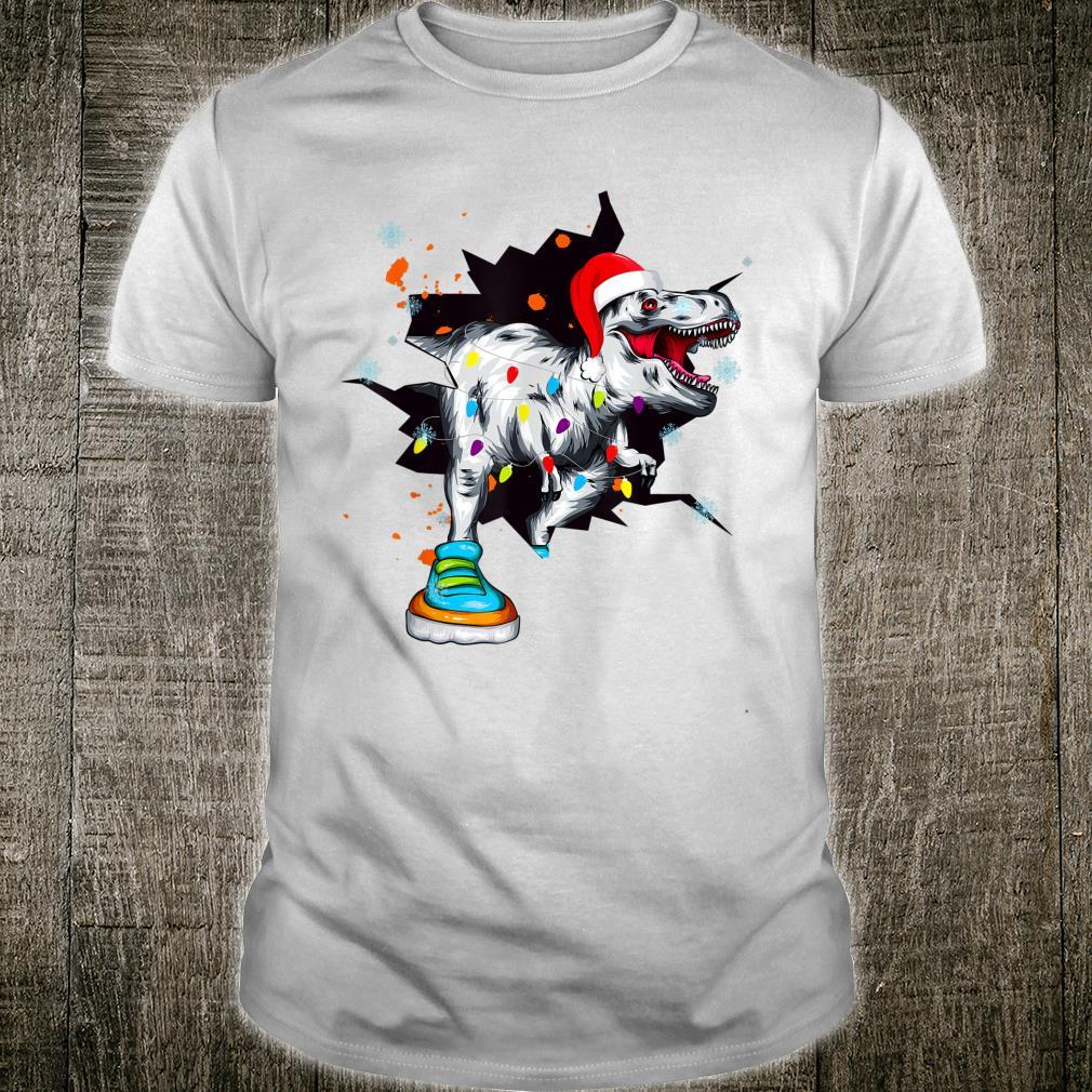 's's Cute Christmas TRex Design Shirt